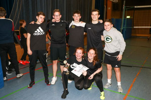 Volleyballturnier 2019-2